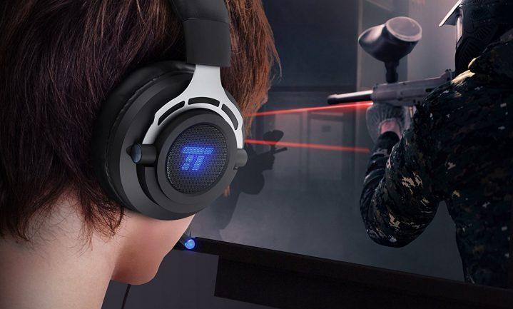 バーチャル 7.1chのゲーミングヘッドセット「TT-EP006」販売開始、価格は3,999円