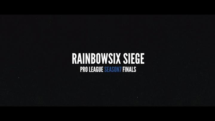 レインボーシックス シージ: シーズン7プロリーグファイナルのドキュメンタリー映像公開(前編)