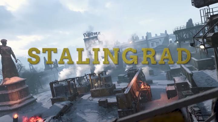 CoD:WWII:新マップ「Stalingrad」と「Market Garden」のプレビュー映像公開