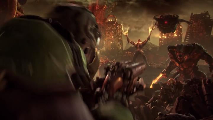 DOOM最新作:『DOOM Eternal』発表、ゲームプレイは8月10日公開 [E3 2018]