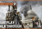 ディビジョン 2:マルチプレイトレイラーが公開、2019年3月15日に発売でベータ配信決定