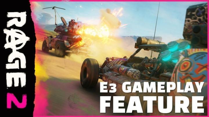 RAGE 2:E3公式ゲームプレイ映像公開(日本語字幕) [E3 2018]