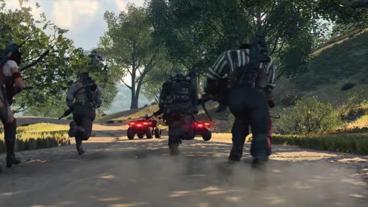 CoD:BO4:マルチプレイヤーベータトレーラー公開、「Blackout」映像も初公開