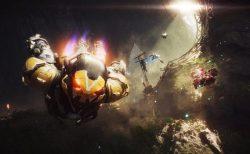 Anthem:巨大なボスとの戦闘を含むゲームプレイ映像公開、