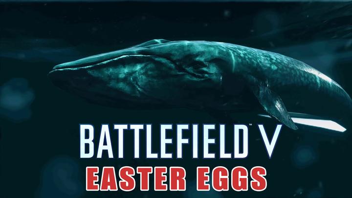 """BFV:伝統の""""イースターエッグ""""が『バトルフィールド V』でも発見、歴代BFシリーズのイースターエッグまとめ"""