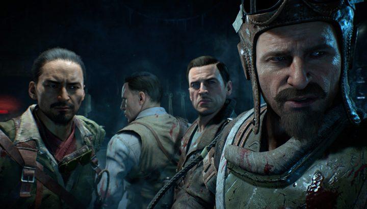 CoD:BO4:ゾンビモード「Chaos」「Blood of the Dead」の日本語字幕付きトレーラー公開