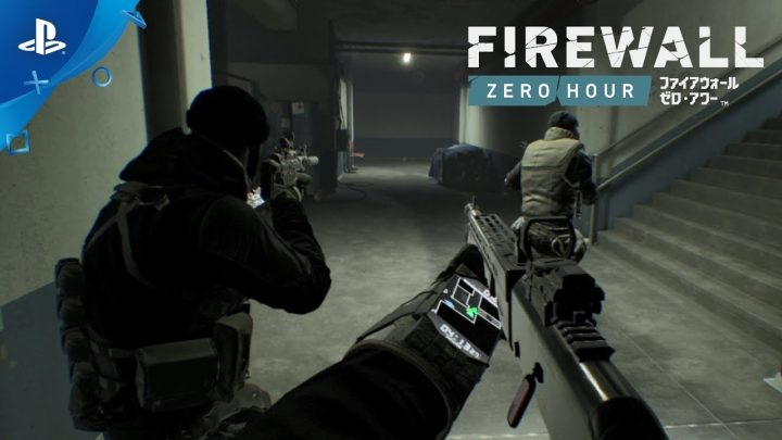 VR FPS『Firewall Zero Hour』:日本語版ゲームプレイトレーラー公開、8月30日発売