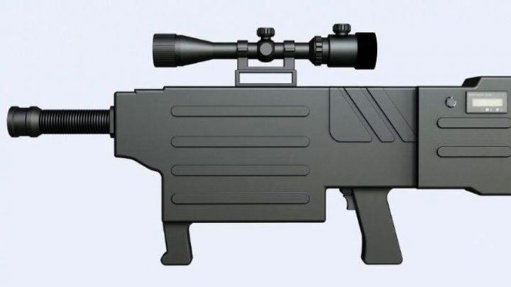 レーザー版AK-47:一瞬で皮膚を炭化、無音で不可視のレーザーアサルトライフル「ZKZM-500」