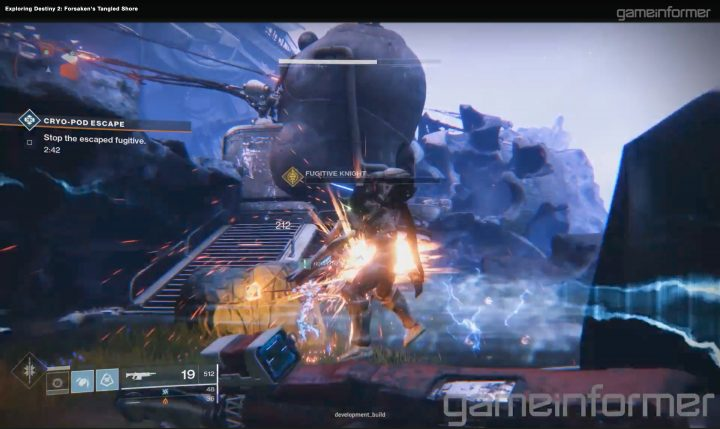 Destiny 2:新エリア「入り組んだ岸辺」の公開イベントと失われたセクターのプレイ動画が公開、強力な新スーパースキル4種の使用場面も確認