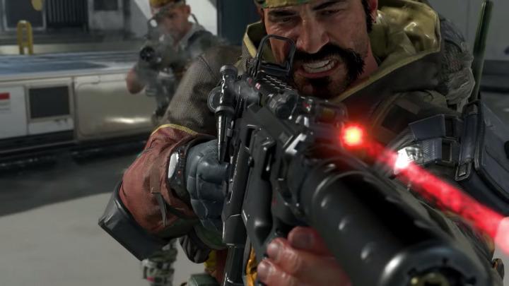 CoD:BO4:マルチプレイヤーベータトレーラー公開、Blackoutのチラ見せも