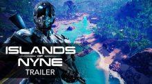 SF高速バトロワFPS:『Islands of Nyne: Battle Royale』先行アクセス開始