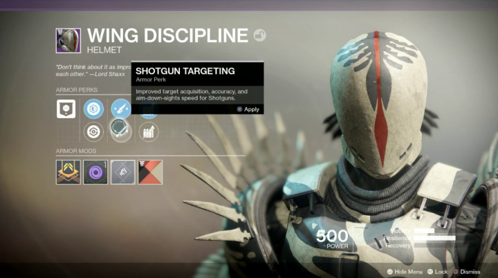 Destiny 2: マスターワークがレベルアップ性に、レーダー再表示までの時間が短縮されるなどの新武器パーツ登場、2年目防具はパークが復活