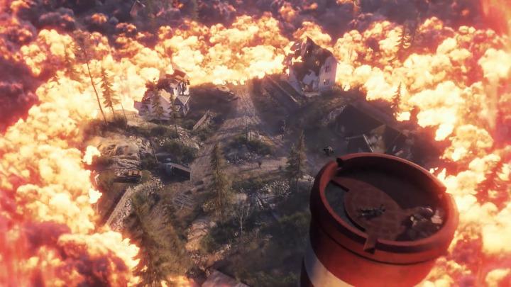BF5:『バトルフィールドV』にバトルロイヤルモードらしき映像