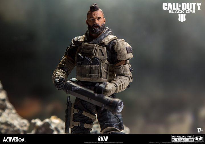 Call of Duty シリーズ新フィギュア公開、Ruin、Seraph、ソープ、ゴーストなど(海外)