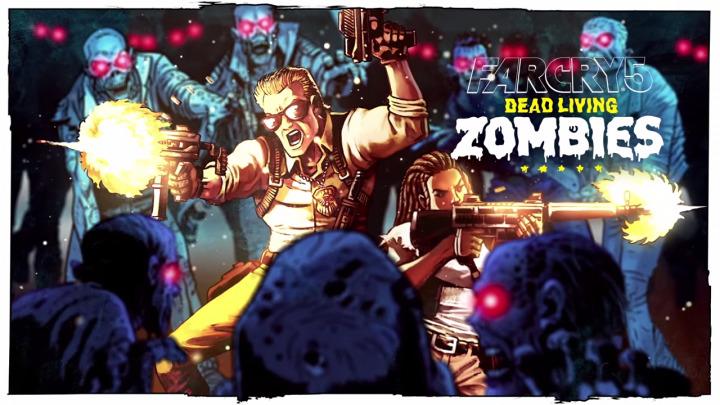 ファークライ5: DLC第3弾 「デッドリビング・ゾンビ」トレーラー公開、8月28日配信