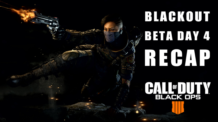 CoD:BO4:バトロワ「ブラックアウト」今後の改善内容(9項目)