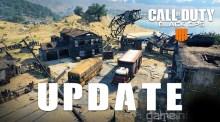 CoD:BO4:「ブラックアウト」アップデート1.08配信、新モード追加・4人のキャラクター解放・キルカム追加など