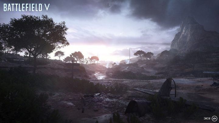 BF5 BFV Under No Flag