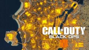 CoD:BO4:「ブラックアウト」のヒートマップ公開、激戦区が分かる...?
