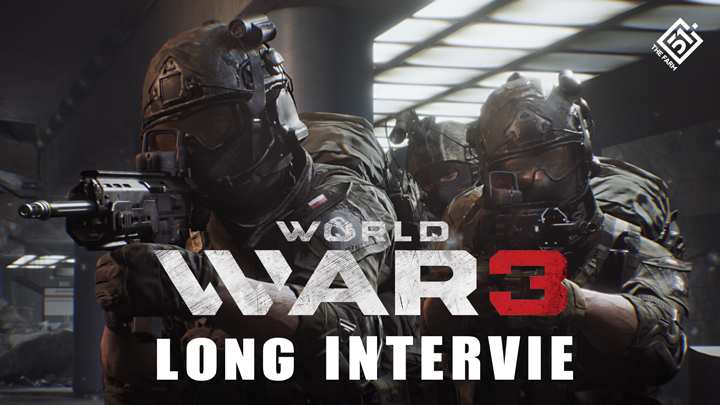World War 3  Interview – Where the title stands against Battlefield