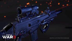 第三次世界大戦FPS『World War 3』:武器 G36 の紹介映像公開