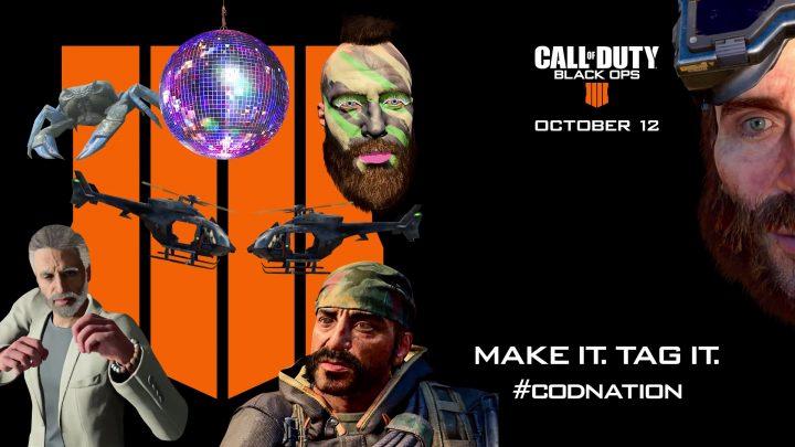 CoD:BO4:おもしろショート動画キャンペーン「CODNation」(8本)