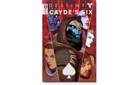 Destiny 2: シーズン5のエンドコンテンツ報酬の武器が発表、ケイド6の公式コミックがリリース
