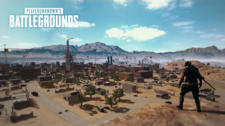 PUBG: PlayStation4版が海外の12月7日にリリース、雪山マップは今冬に公開