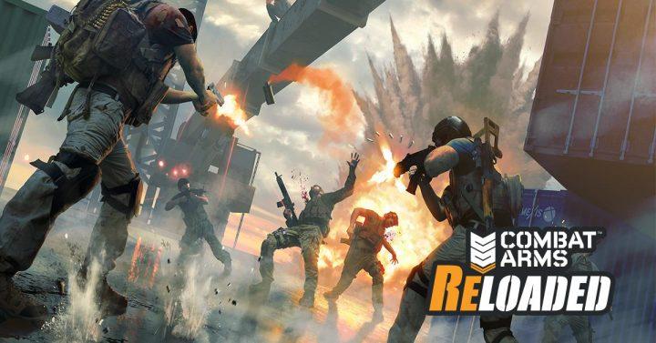 無料FPS『Combat Arms: Reloaded』配信開始、膨大な武器とマップを備えたハイペースFPS(Steam)