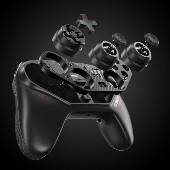 Astro GamingがPlayStation公認コントローラーAstro C40 TRを発表、パッドとスティックを入れ替えられる斬新なカスタマイズ性が目玉
