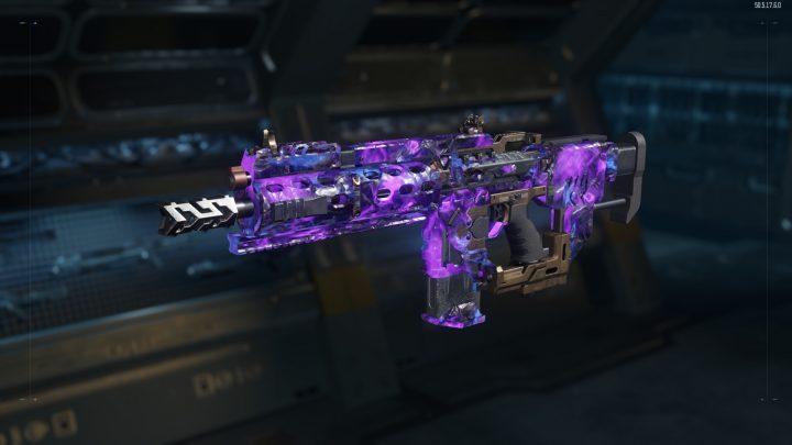 CoD:BO4: 未公開を含む114種もの武器迷彩を発掘