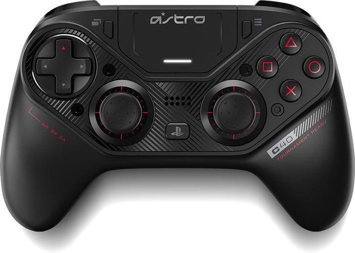 プロ用ヘッドセットで有名なAstro GamingがPlayStation公認コントローラーAstro C40 TRを発表、モジュール付け替えという斬新なカスタマイズ性