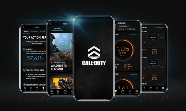 CoD:BO4:「Call of Duty コンパニオンアプリ」登場、戦績確認や装備変更など