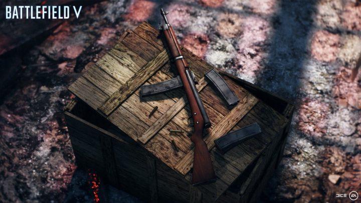 Ribeyrolles 1918(アサルトライフル)