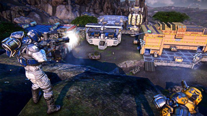 PlanetSide Arena(プラネットサイド アリーナ)
