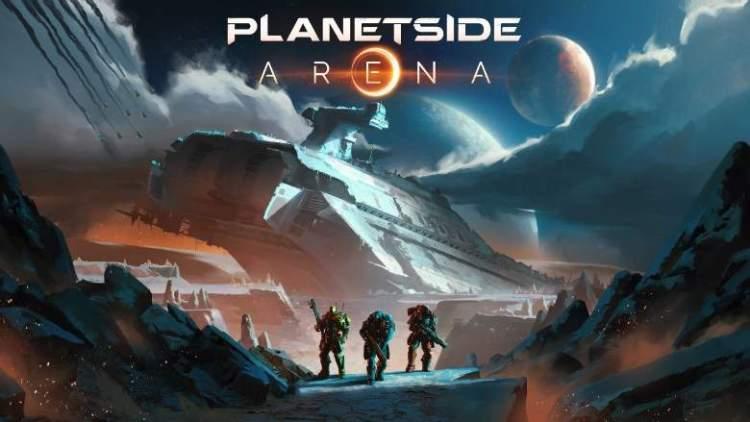 新作MMOFPS『PlanetSide Arena』が1月30日発売、500人対戦やバトロワも搭載