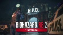プレイできるのは30分1回限り! 『バイオハザード RE:2』体験版が1月11日より配信