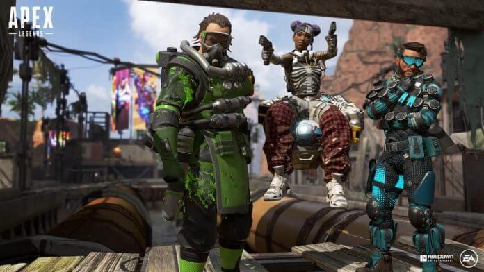 『Apex Legends』開発者による勝つための攻略ヒントまとめ:ドアの破壊方法、オートラン、レジェンダリー防具の特殊効果など