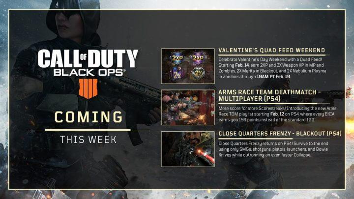 bo4 schedule