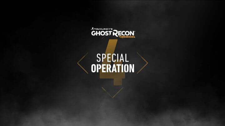 ゴーストリコン ワイルドランズ:YEAR 2の大型無料アップデート第4弾「Special Operation 4」本日配信