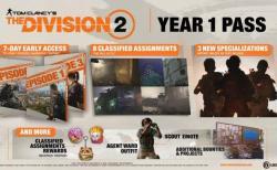 ディビジョン2:追加ストーリー先行プレイ、限定ミッション、新スペシャリゼーション即解禁などYEAR 1 PASSの詳細判明