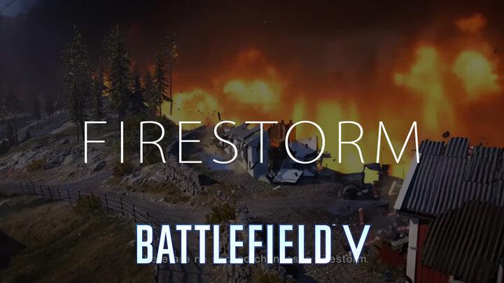 BFV:バトロワ「Firestorm(ファイアストーム)」の映像と詳細リーク、武器・アーマー・ビークル・援軍など
