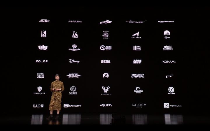 Appleがゲーム定額サービス「Apple Arcade」を発表、今年秋から150以上の地域でサービス開始