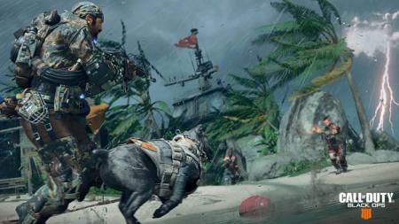 CoD:BO4: 「Contraband Hurricane」に次ぐ天候変化マップを今後もリリース予定、次はIcebreaker / Militia / Jungle ?