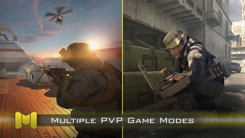 『Call of Duty: Mobile(コール オブ デューティ モバイル)』スクリーンショット1
