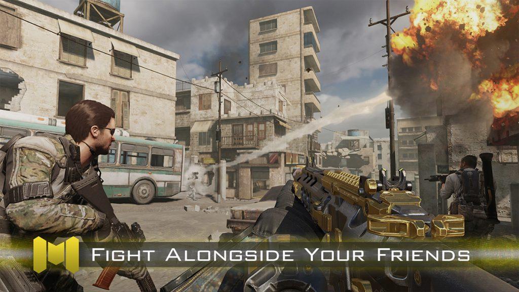 『Call of Duty: Mobile(コール オブ デューティ モバイル)』スクリーンショット4
