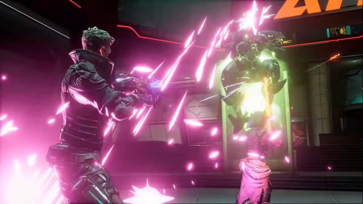 『ボーダーランズ3』公式発表トレーラー 0-50 screenshot