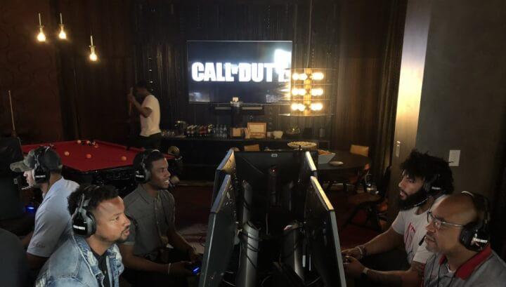 CoD 2019:2019年版『Call of Duty』がプレイした人々が登場、著名人を招いたプライベートイベントか