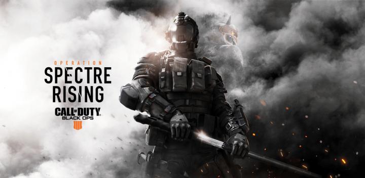 """CoD:BO4:新コンテンツ""""Operation Spectre Rising(作戦名:忍び寄る幻影)""""概要、全モードに膨大な追加コンテンツ"""
