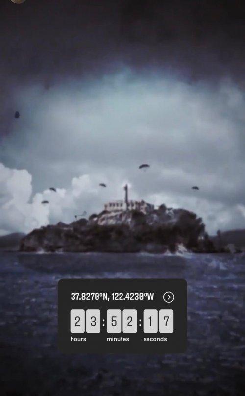 CoD:BO4:ブラックアウトに監獄島「アルカトラズ島」が登場か、新モード?